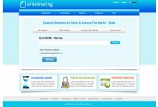 XfileSharing Pro Sky-Blue Theme