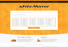 XFilemirror Premium Template